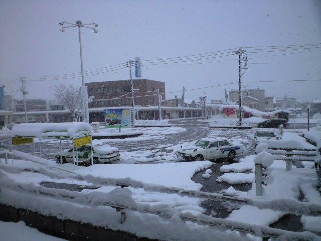 1月24日 小千谷到着