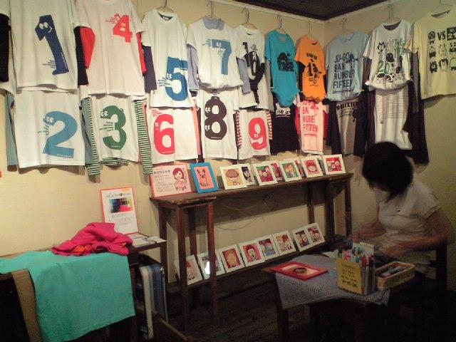 あさゆきさんTシャツ展