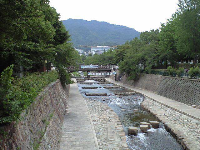 都賀川水難事故から1年