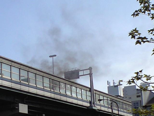 阪神高速 事故発生