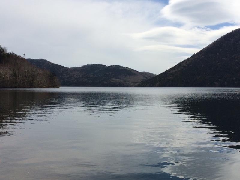 北海道観光再開。然別湖