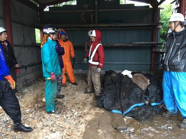 第二陣 熊本地震 復旧・復興支援活動