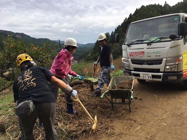 九州北部豪雨災害  朝倉