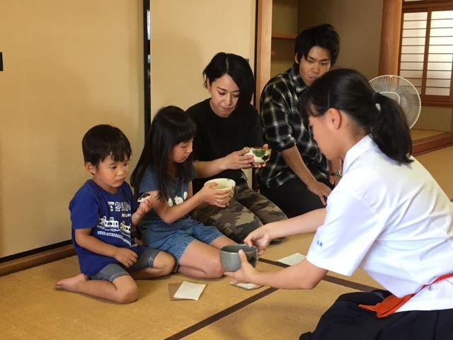 6/2福岡・朝倉市内の高校文化祭