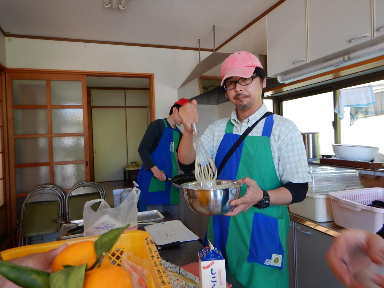 10/28-29 愛媛県宇和島 吉田町支援活動
